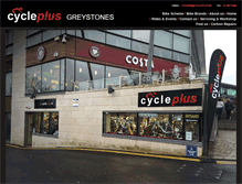 Tablet Preview of cycleplus.ie